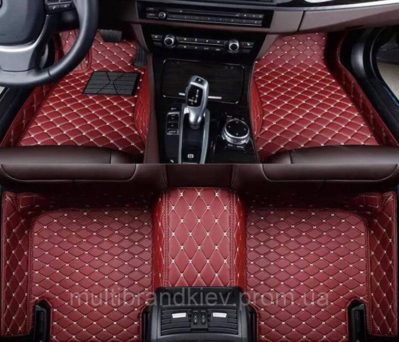 Коврики Комплект Салон Porsche Macan