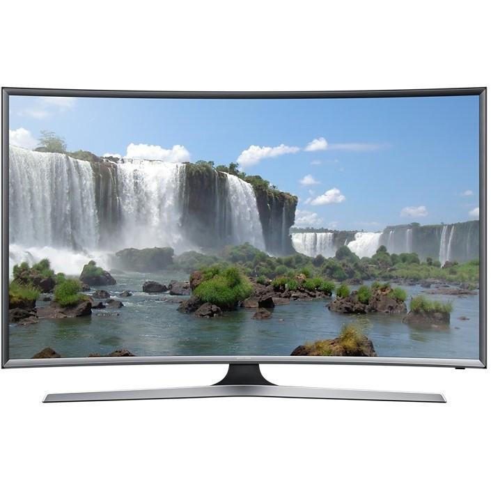 Телевизор Samsung UE40J6302 (800Гц, Full HD, Smart, Wi-Fi, изогнутый экран)