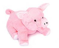 Мягкая игрушка Свинка 43 см