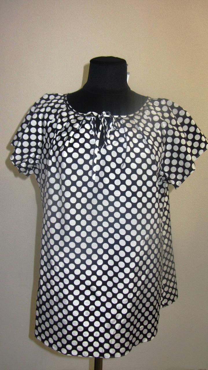 Блуза купить, тонкая вискоза , холодок ,100% вискоза , 50,52,54,56, БЛ 037-9.