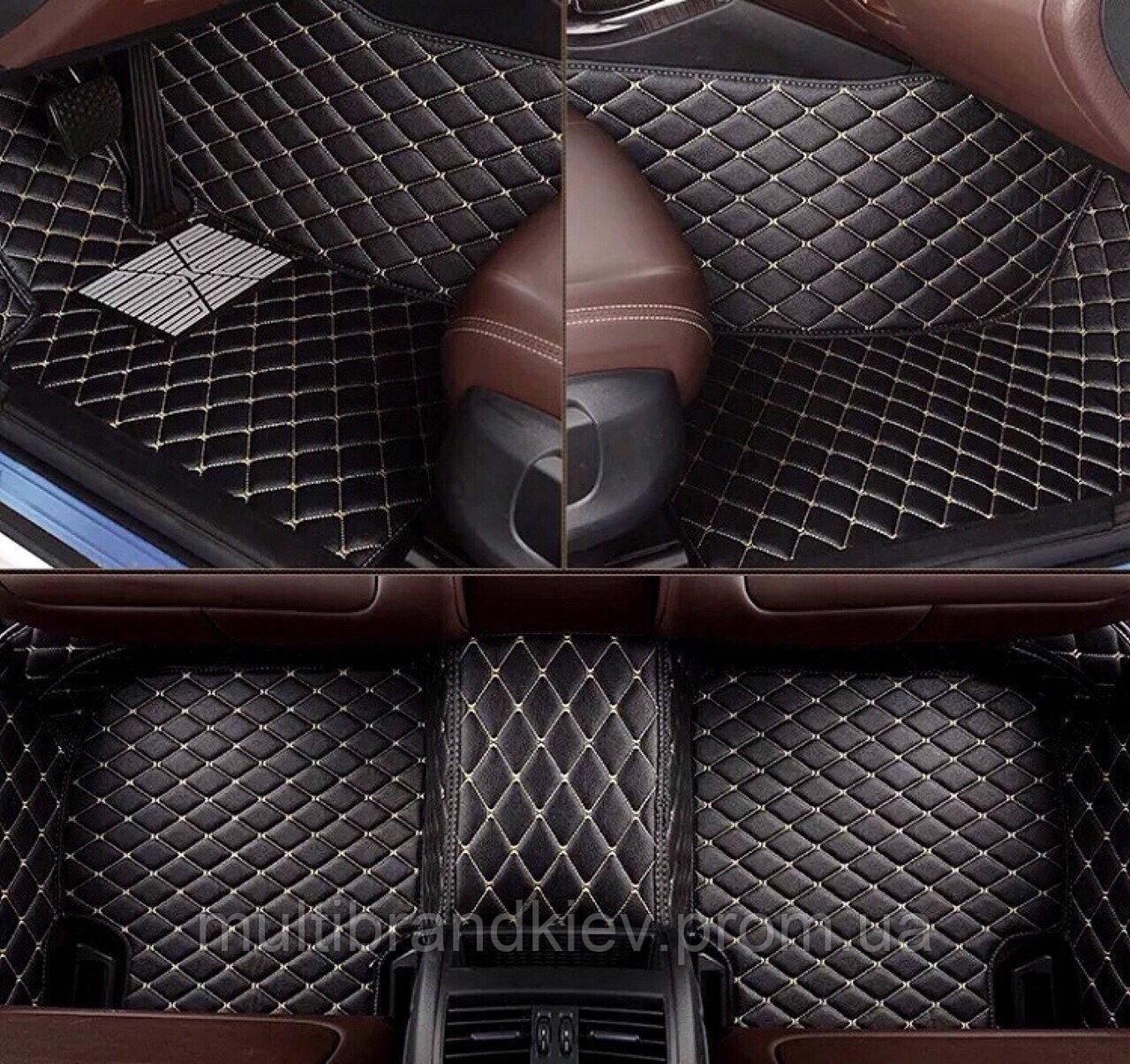 Коврики Комплект Салон Honda Accord 7