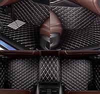 Коврики Комплект Салон Honda Accord 7, фото 1