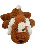 Собачка Шарик 110 см коричневый