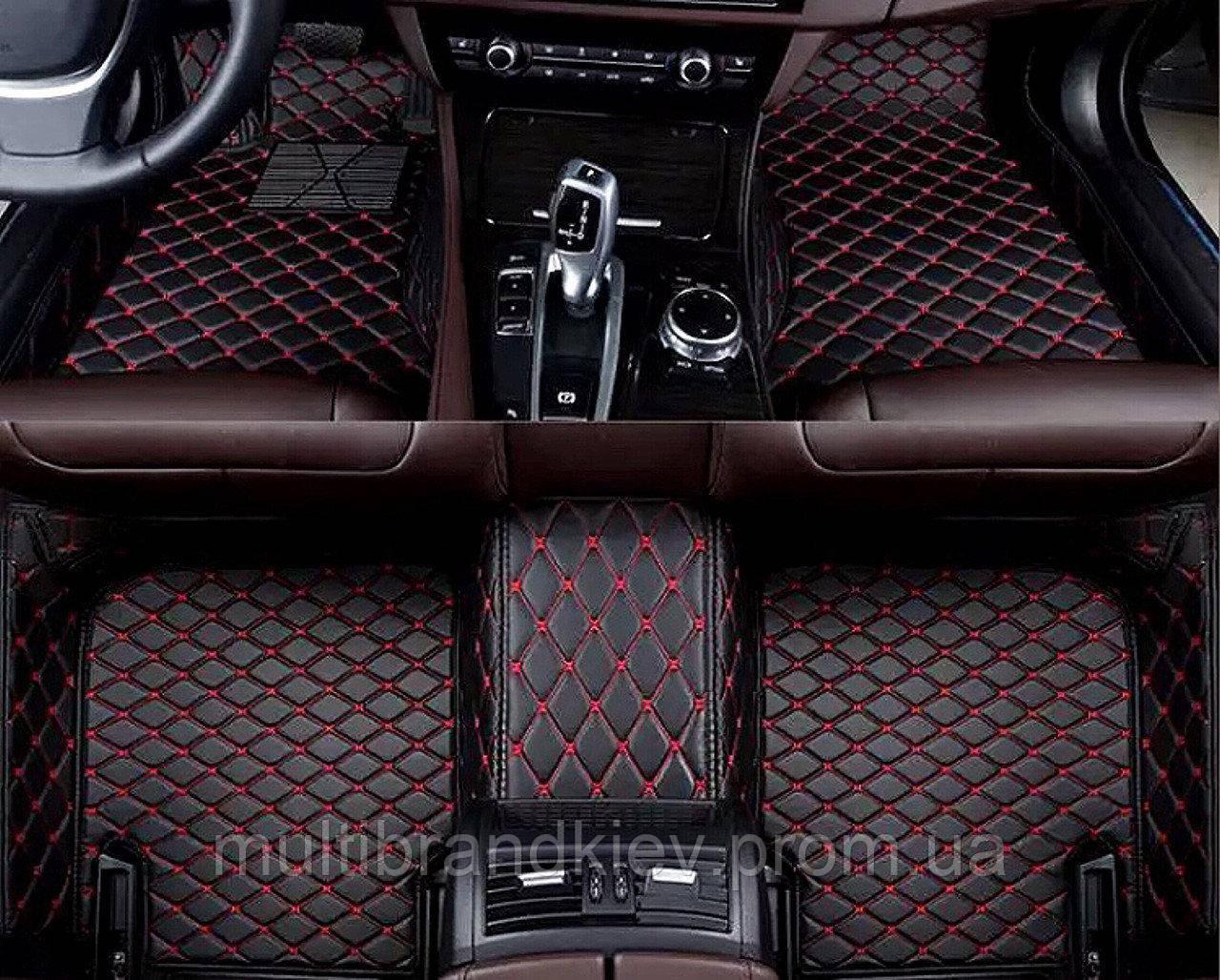 Коврики Комплект Салон Audi A6 C7 2012-