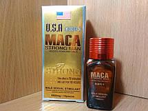 Таблетки для потенції maca strongman (маку стронгмэн) 10 таблеток, фото 3