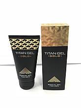 Титан Гель Голд Оригінал (Titan Gel GOLD Original) гель для збільшення члена (Росія)