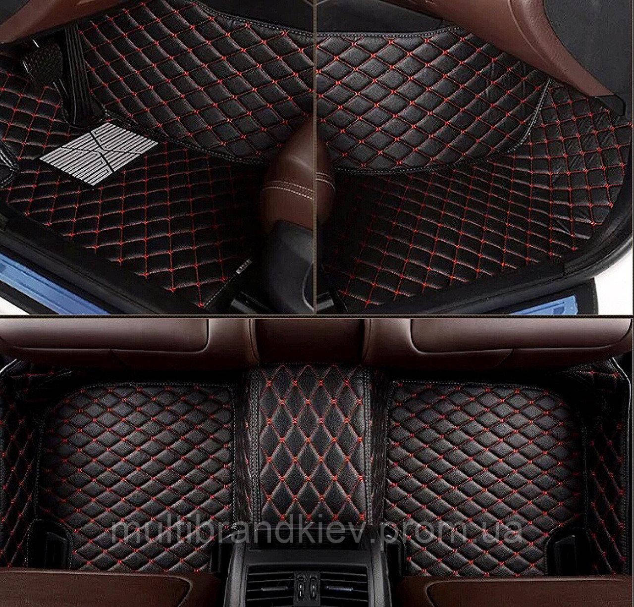 Коврики Комплект Салон Mercedes G class 2013-