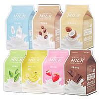 A'pieu Milk One Pack Молочная тканевая маска