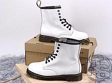 Женские ботинки Dr.Martens 1460 Smooth White 14357100, фото 2