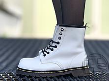 Женские ботинки Dr.Martens 1460 Smooth White 14357100, фото 3