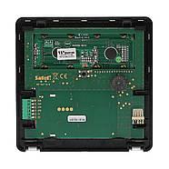 Клавиатура со считывателем карт Satel INT-KLFR-BSB, фото 3