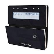 Клавиатура со считывателем карт Satel INT-KLFR-BSB, фото 5