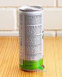 """Напиток Алоэ вера """"Зелёный чай с лимоном"""" Foodness, 250 г (ж/б) Италия, фото 3"""