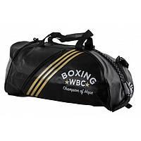 Сумка-рюкзак Adidas Boxing 62х31х31 см (adiACC051WBC) Black, фото 1
