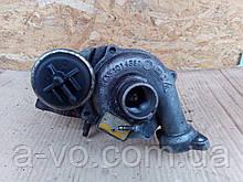 Турбіна для Citroen C2 C3 Xsara Peugeot 1007 206 207 307 1.4 HDi 54359710009, KP35-487599