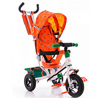 Детские трехколесные велосипеды с надувными колесами