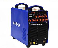 Аргонодуговой сварочный аппарат MAGNITEK WSME 250 AC/DC PULSE 220V (MOSFET)