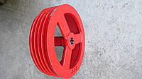 Шкив Case 388396а1(Кейс)5130 привода затки