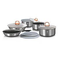 Набор посуды 12 предметов  Berlinger Haus Moonlight Edition  ВН 6102