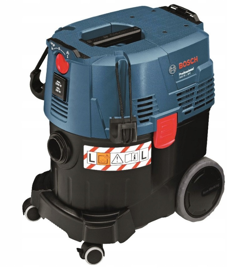 Пылесос 1200 Вт / 55 л / Bosch GAS 55 M AFC