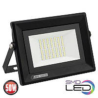 LED прожектор SMD HOROZ ELECTRIC PARS/GREEN 50W IP65 (зелёный) 4000Lm