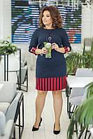 Платье стильное в расцветках 40917, фото 1