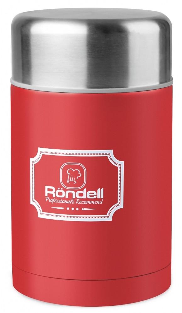 Термос для їжі RONDELL RDS-945 0.35/0.8 л 2в1 Picnic Red