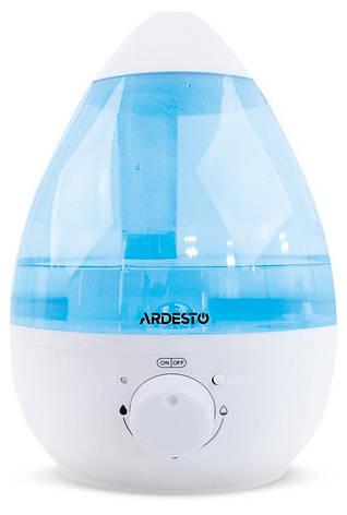Увлажнитель воздуха Ardesto USHBFX1-2300 С ночником Голубой / Белый (USHBFX1-2300-BLUE), фото 2