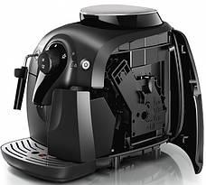 Кофеварка эспрессо Philips 2000 series HD8649 / 01 1 л Черный, фото 3
