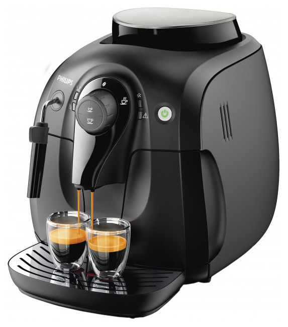 Кофеварка эспрессо Philips 2000 series HD8649 / 01 1 л Черный
