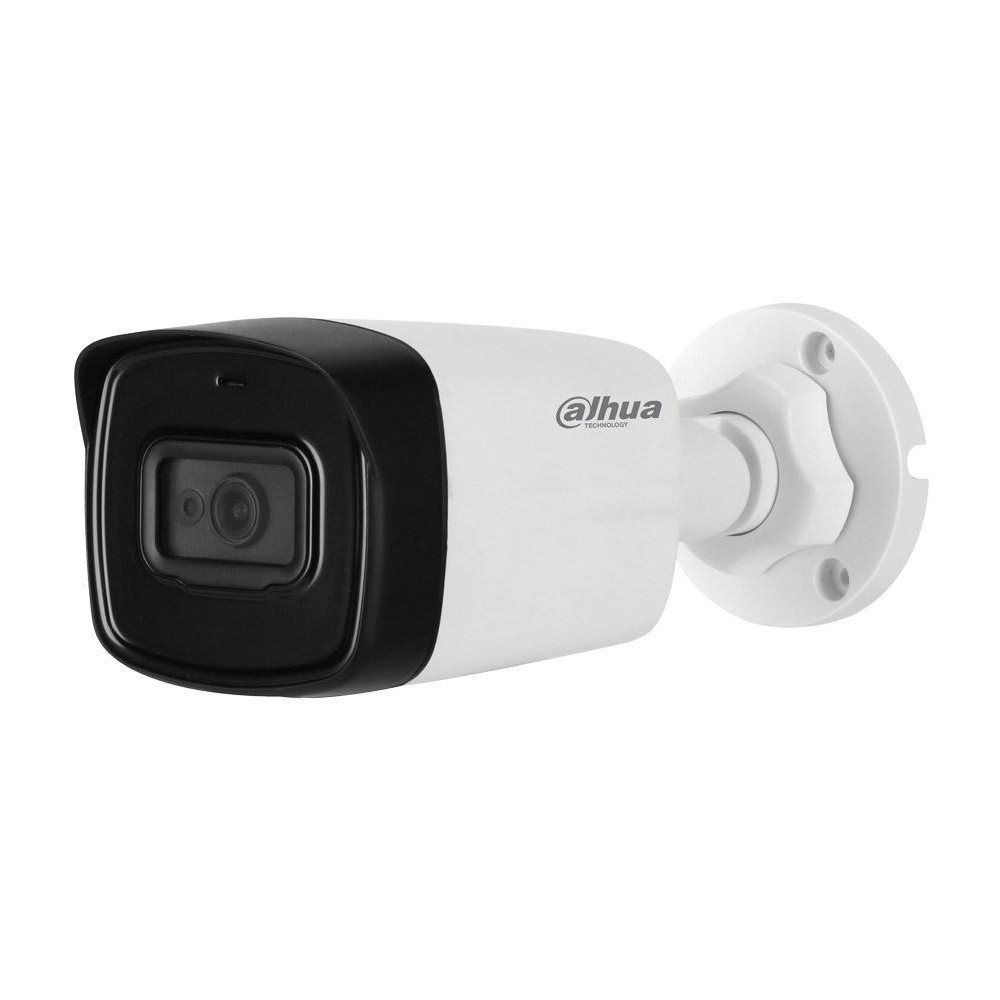 Уличная видеокамера Dahua DH-HAC-HFW1200TLP-A (S4) (2.8)