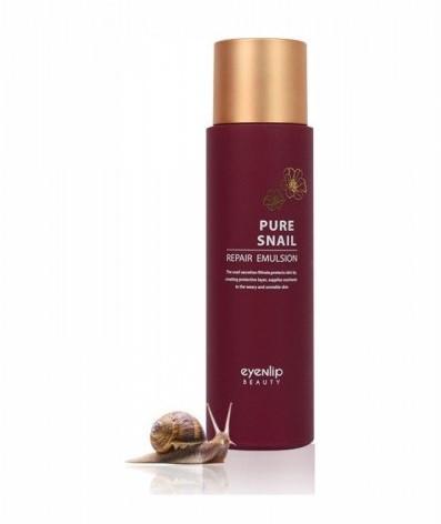 Эмульсия для лица с экстрактом муцина улитки Eyenlip Pure Snail Repair Emulsion