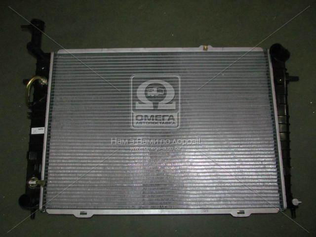 Радиатор охлаждения двигателя HYUNDAI Tucson 04- (пр-во NRF). 53342