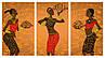 Модульная картина Декор Карпаты 100х53 см (M3-t142)