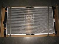 Радиатор охлаждения двигателя NUBIRA 16/20 AT 97-99 (Van Wezel). 81002010