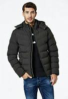 Куртка glo story мужская хаки зима-осень