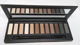Тени для век DIVA Cosmetics Nude Eye Shadow Palette набор из 12 цветов