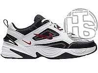Мужские кроссовки Nike M2K Tekno White Black Red AV4789-104