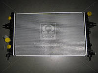 Радиатор охлаждения OPEL ASTRA H (04-) (пр-во Van Wezel). 37002362