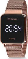Годинник унісекс Daniel Klein DK12098-3 (Touch Screen) + магнітний браслет