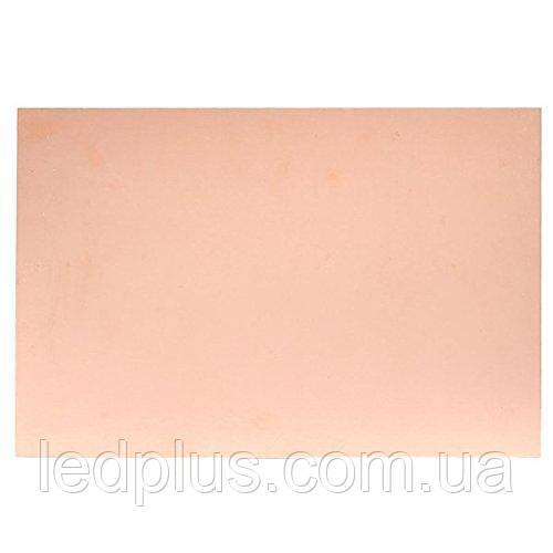 Стеклотекстолит односторонний FR4 10х15 см