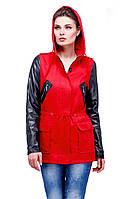 Стильная осенняя куртка женская