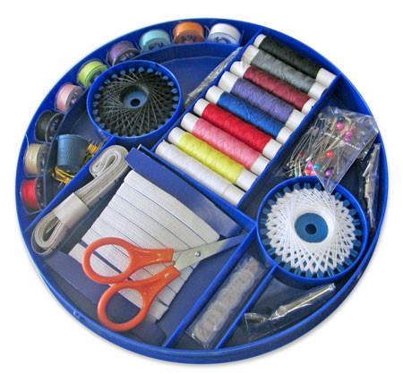 Набір для шиття Sewing Travel Kit, швейний набір До №140