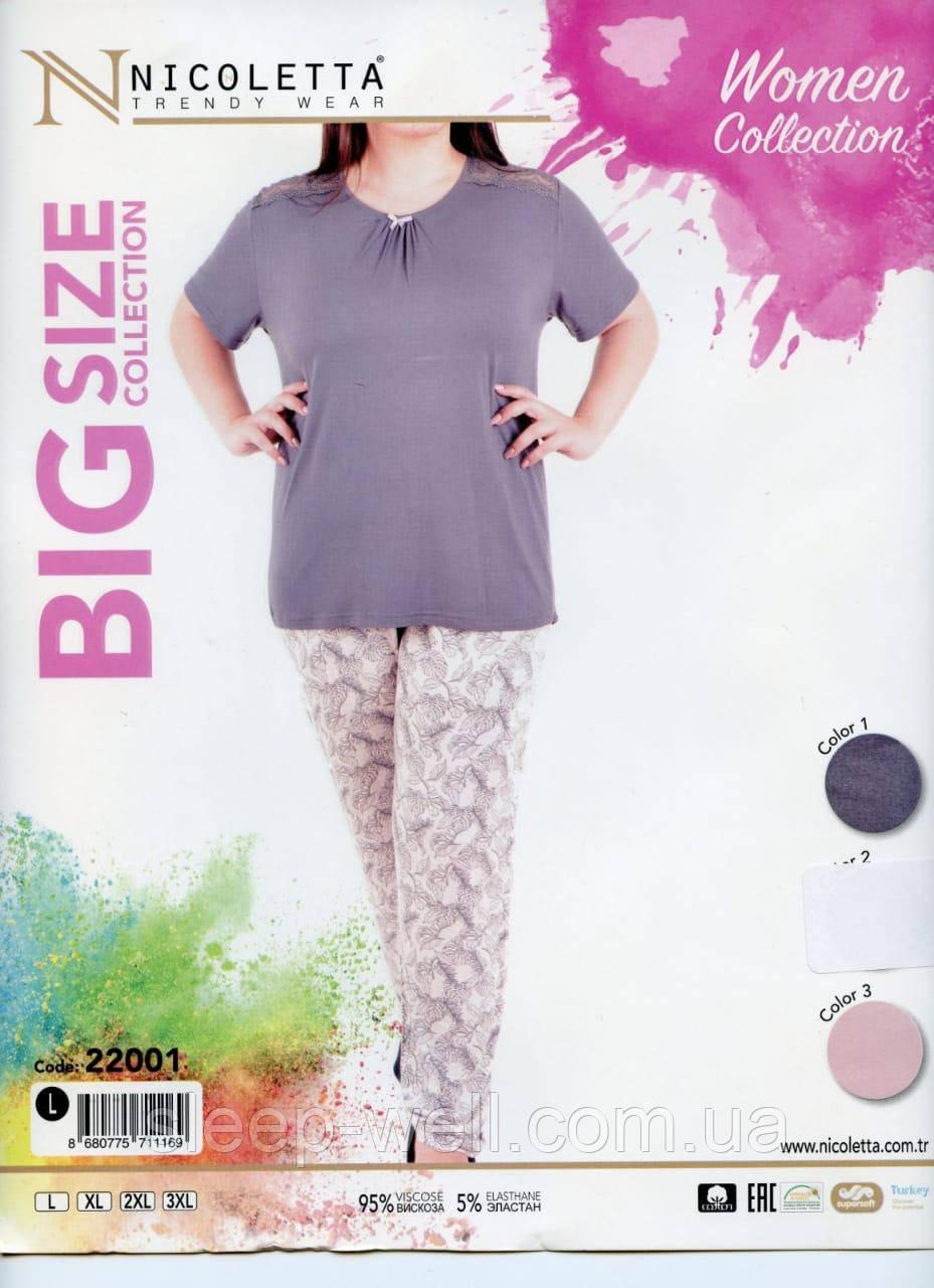 Пижама батал, Nikoletta