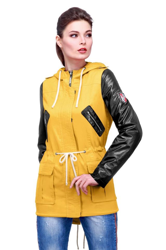 Куртка парка осенняя женская Самара