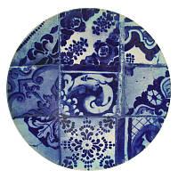 Тарелка подставная Португалия Costa Nova Lisboa 34,6 см