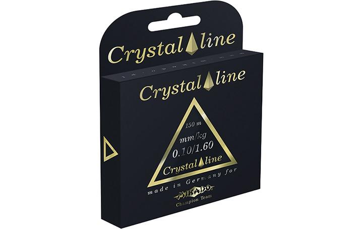 Леска Mikado Crystal Line 150м 0,24мм 7,4кг (прозрачный)