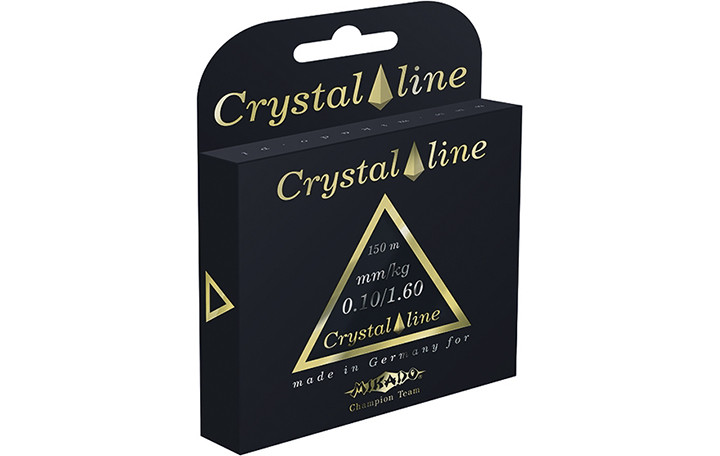 Леска Mikado Crystal Line 150м 0,34мм 12,5кг (прозрачный)