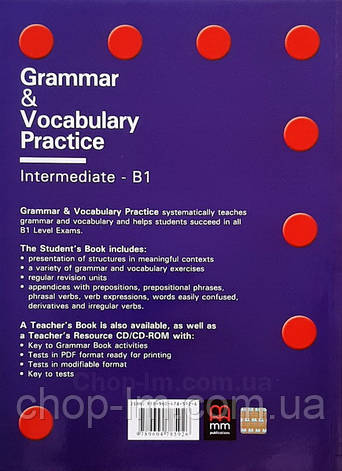 Grammar & Vocabulary Practice Intermediate/B1 Student's Book, фото 2