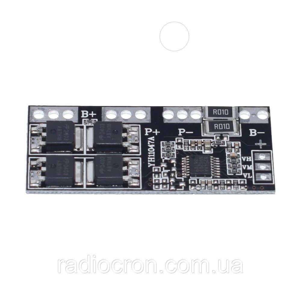 BMS 4S 30A 16,8 В Контролер заряду розряду Li-ion батарей